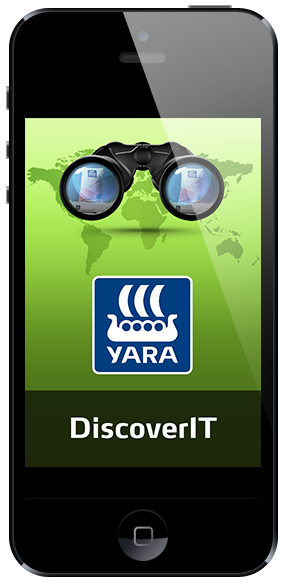 DiscoverIT for mobile